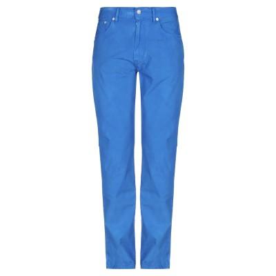 POLO RALPH LAUREN パンツ ブルー 34W-32L コットン 100% パンツ