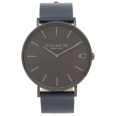 コーチ COACH 腕時計 メンズ CHARLES 41MM 14602472 ネイビー
