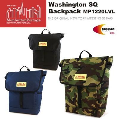 Manhattan Portageマンハッタンポーテージ Washington SQ Backpack MP1220LVL