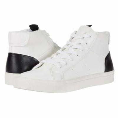 スティーブ マデン Steve Madden メンズ スニーカー シューズ・靴 Coastline Sneaker White/Black