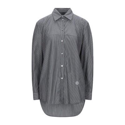 MM6 メゾン マルジェラ MM6 MAISON MARGIELA シャツ スチールグレー 36 コットン 100% シャツ