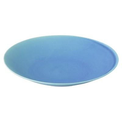 洋食 パスタ皿 / トルコ27cmラウンドクープ 寸法: 26.5 x 26.5 x 4.5cm 716g