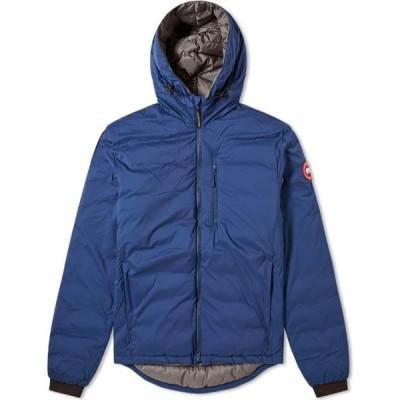 カナダグース Canada Goose メンズ ジャケット フード アウター lodge hooded jacket Northern Light