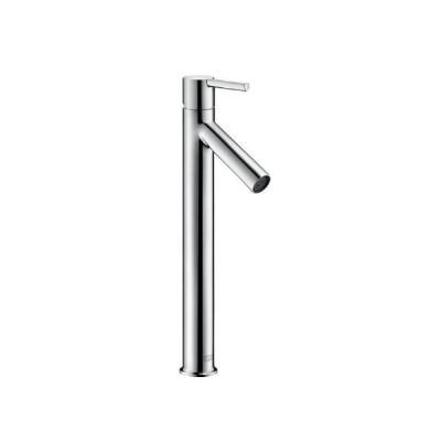 ハンスグローエ【10103000】アクサースタルク シングルレバー洗面混合水栓 360 (ベッセル型洗面器用、ポップアップ引棒無)
