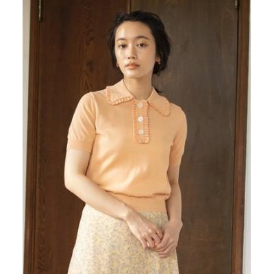 【Rythme KUMIKYOKU】Mademoiselle ポロシャツ