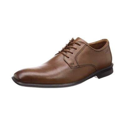 クラークス ビジネスシューズ 革靴 ベンスリーレース メンズ ダークタンレザー 25 cm