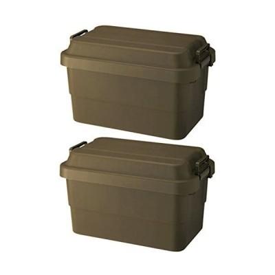 リストランクカーゴ 50L グリーン TC-50 2個セット (グリーン 50L 2個セット)