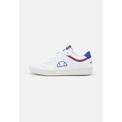 エレッセ メンズ 靴 シューズ ARCHIVIUM - Trainers - white/red/blue
