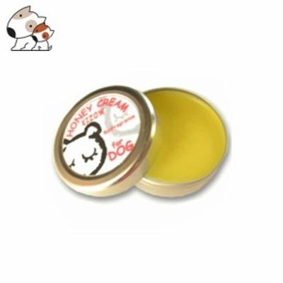 KIZOW 天然素材の肉球クリーム ハニークリーム 無香料 25ml