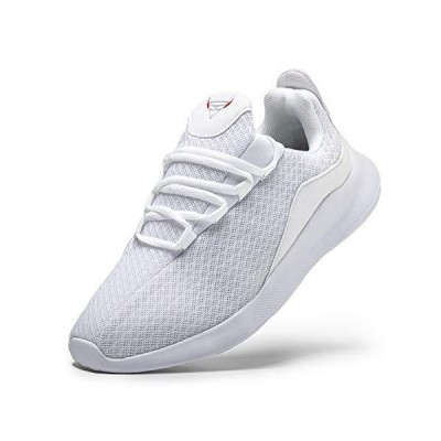 Yugumak Men's Walking Shoes Gym Lightweight Casual Sports Shoes Breathable