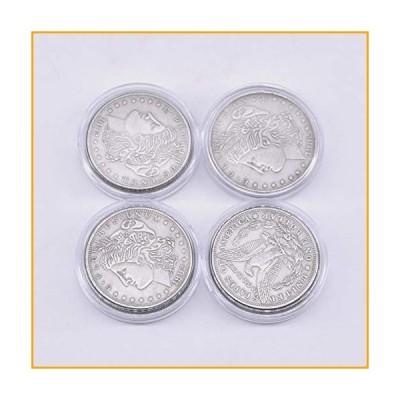 Doowops Exploded Morgan Magic Tricks Multiply Coin Appearing Disappearing Magic【並行輸入品】