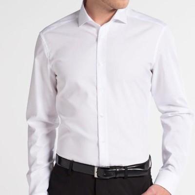 メンズ ファッション SLIM FIT - Formal shirt - weiB