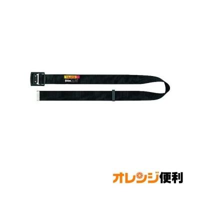 TJMデザイン タジマ 胴ベルト アルミワンフィンガー黒バックル Lサイズ BABL145-BK 【168-0046】