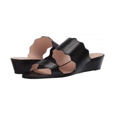 French Sole フレンチソール レディース 女性用 シューズ 靴 ヒール Fave - Black Napa