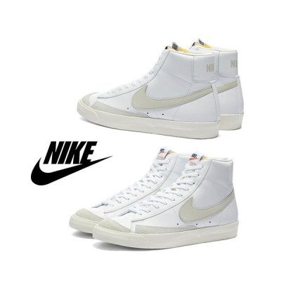 NIKE ナイキ Blazer Mid 77 Vintage / White / 取寄品