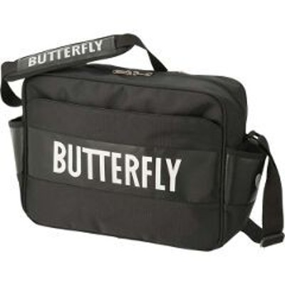 バタフライ BUTTERFLY スタンフリー・ショルダー 卓球バッグ [カラー:シルバー] #62870-280 スポーツ・アウトドア