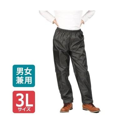【カジメイク Air-one快適パンツ ダークグレー 3L 2272】