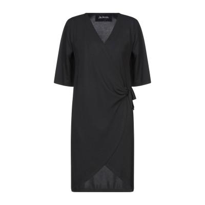 LA KORE ミニワンピース&ドレス ブラック 40 ポリエステル 95% / ポリウレタン 5% ミニワンピース&ドレス