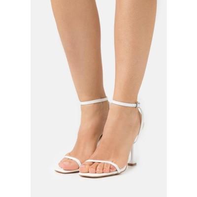 ビーノ レディース 靴 シューズ MERINDA - Sandals - white