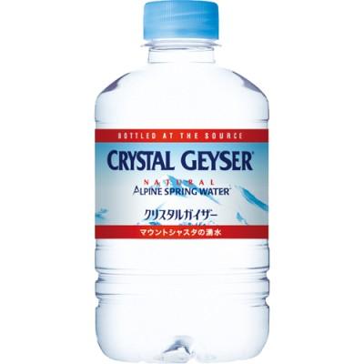 Crystal Geyser クリスタルガイザー シャスタ産 310mL 24本