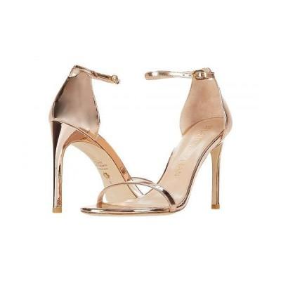 Stuart Weitzman スチュアートワイツマン レディース 女性用 シューズ 靴 ヒール Nudistsong - Rose Gold