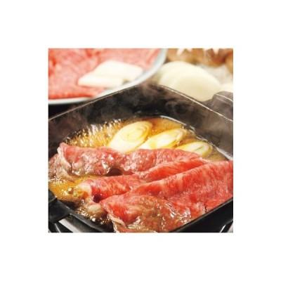 お歳暮 銀座吉澤 松阪牛すき焼きセット  201026597