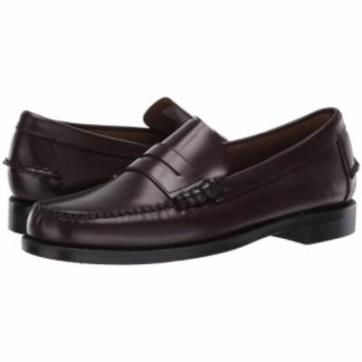 セバゴ Sebago メンズ シューズ・靴 Classic Dan Dark Brown