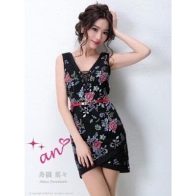an ドレス AOC-2700 ワンピース ミニドレス Andy アン ドレス キャバクラ キャバ ドレス キャバドレス