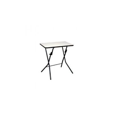 代引き不可 ルネセイコウ スタンドタッチテーブル ニューグレー・ブラック 日本製 完成品 SB-645W   4901749640099