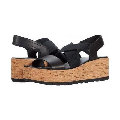 SOREL ソレル レディース 女性用 シューズ 靴 サンダル Cameron(TM) Flatform Slingback - Black 1