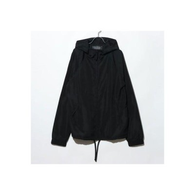 パイピング ホット フューチャー PIPING HOT FUTURE COLOUR BLOCK SHELL JACKET (BLACK)
