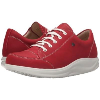 フィンコンフォート Finn Comfort レディース スニーカー シューズ・靴 Ikebukuro Indian Red