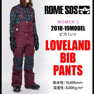 スノーボード ウェア ROME SDS パンツ ローム