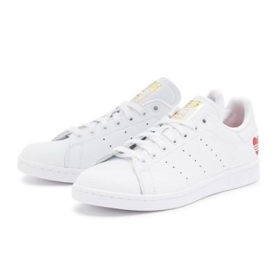 adidas アディダス STAN SMITH スタンスミス FW6390 WHT/WHT/RED