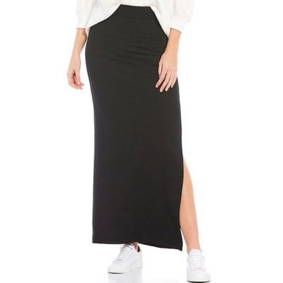 スプレンディット レディース スカート ボトムス Glimpse Maxi Skirt