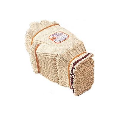 おたふく手袋 ビックテキサス綿100% カフス付 12双組 675 返品種別A