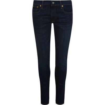 ラルフ ローレン Polo Ralph Lauren レディース ジーンズ・デニム スキニー ボトムス・パンツ Tompkins Skinny Jeans Serret Wash