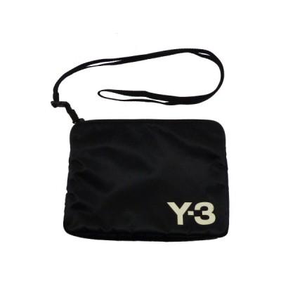 Y-3 2019AW Hand Pouch ブラック (なんば店) 200321