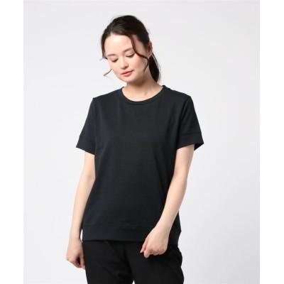 tシャツ Tシャツ 和紙×綿プレーティング天竺クルーT