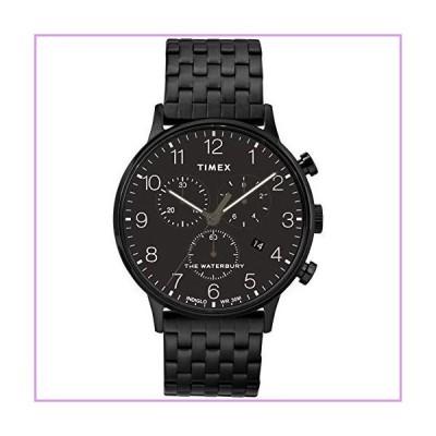 タイメックス TIMEX 腕時計 ウォ−ターベリー クラシック クロノ ステンレス 時計ケース付き (TW2R72200(ブ
