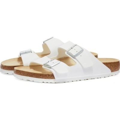 ビルケンシュトック Birkenstock メンズ サンダル シューズ・靴 arizona White Birko