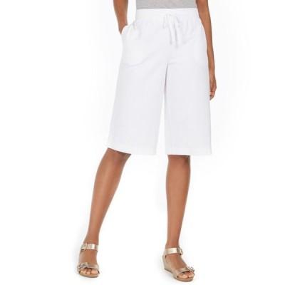 ケレンスコット レディース カジュアルパンツ ボトムス Petite Knit Skimmer Shorts