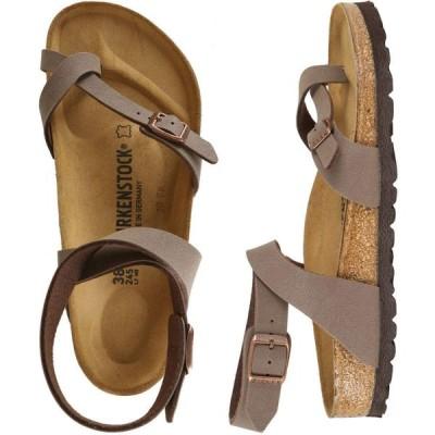 ビルケンシュトック Birkenstock レディース サンダル・ミュール シューズ・靴 Yara Sandals Mocha Birkibuc