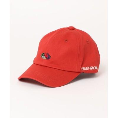 FRUIT OF THE LOOM / KIDS LOGO EMB LOW CAP KIDS 帽子 > キャップ