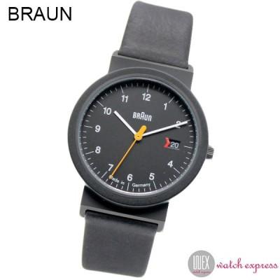 ブラウン BRAUN 時計 AW10EVOB メンズ 腕時計 ブラック シンプル