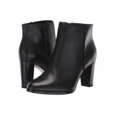 クラークス ブーツ&レインブーツ シューズ レディース Kaylin Fern Black Leather