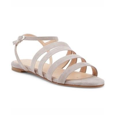 チャールズ・デイビッド サンダル シューズ レディース Collection Stripe Sandals Grey