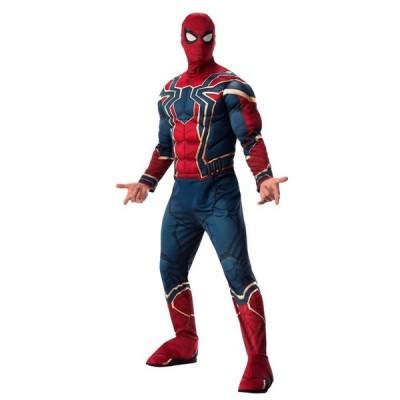 スパイダーマン コスチューム 衣装 大人用 マーベル ハロウィン ユニバ コスプレ usj