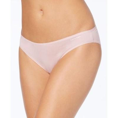 カルバンクライン レディース パンツ アンダーウェア Cotton Form Bikini Underwear QD3644