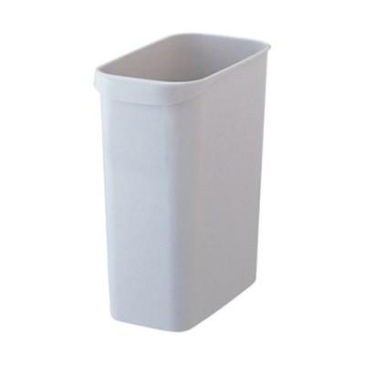 まとめ買いTANOSEE くず入れ 角型 8Lグレー 1個 ×20セット 生活用品 インテリア 雑貨 日用雑貨 ゴミ箱 [▲][TP]